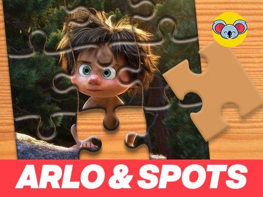 Game Ghép hình Arlo & Spots