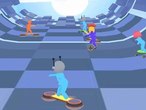 Game CHUTE BOARD