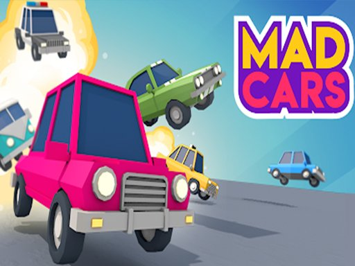 Game Crazy Cars 3D