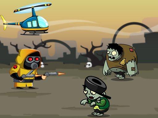 Game Tiêu Diệt Zombie Điên