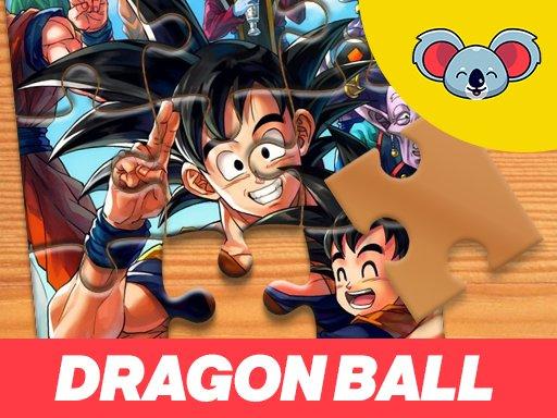 Game Ghép hình Dragon Ball Goku