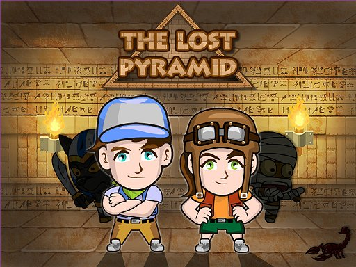 Game Lost Pyramid