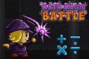 Game Math Magic Battle
