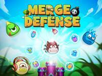 Game Merge Defense