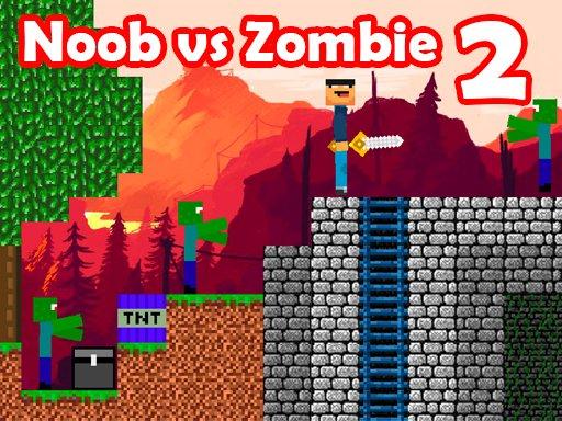 Game Noob Tiêu Diệt Zombie 2 – Noob vs Zombie 2