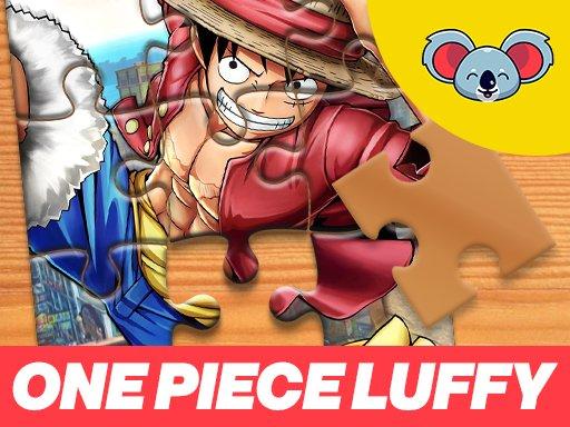 Game Ghép hình One Piece Luffy