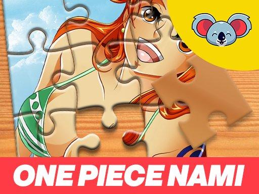 Game Ghép hình One Piece Nami