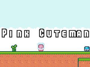 Game Pink Cuteman