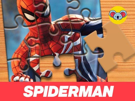 Game Ghép hình Spiderman