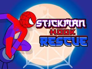 Game Stickman Hook Rescue
