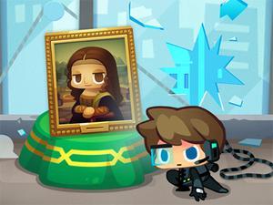 Game Stolen Museum: Agent Xxx