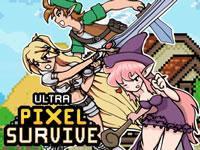 Game Ultra Pixel Survive