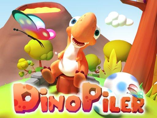 Game Dino Piler