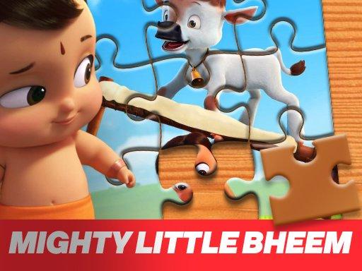 Game Ghép Hình Mighty Little Bheem