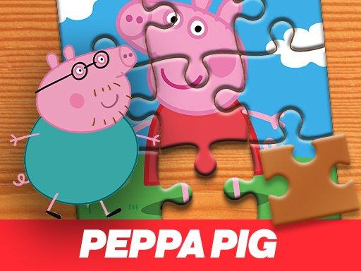 Game Ghép Hình Peppa Pig