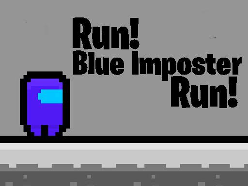 Game Run Blue Imposter Run