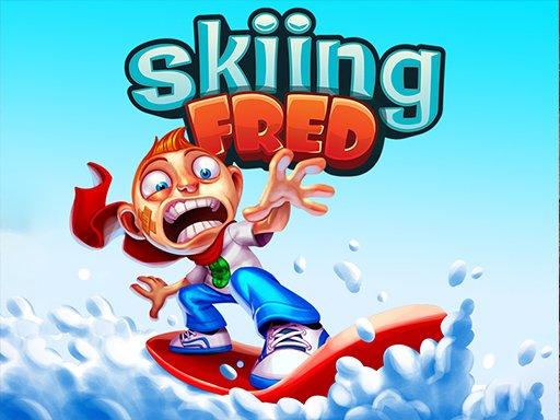 Game Fred Trượt Tuyết