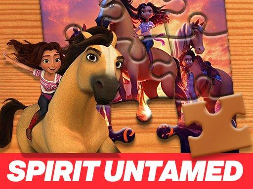 Game Ghép Hình Spirit Untamed