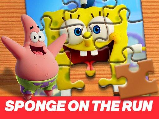 Game Ghép Hình Sponge on the Run