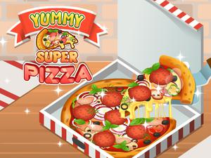 Game Yummy Super Pizza