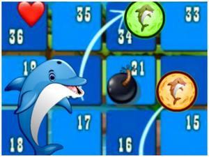 Game Dolphin Dice Race